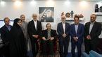 افتتاح غرفه شهرداری تهران در نمایشگاه کتاب +تصاویر
