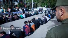 گزارش تصویری از تجهیزات مردان مخوف تهران! / 165 وحشت آفرین زانو زدند