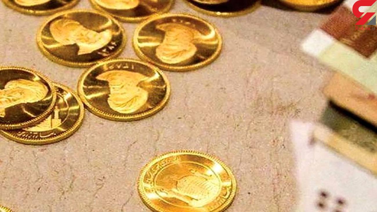 قیمت سکه و قیمت طلا امروز چهارشنبه 8 اردیبهشت + جدول
