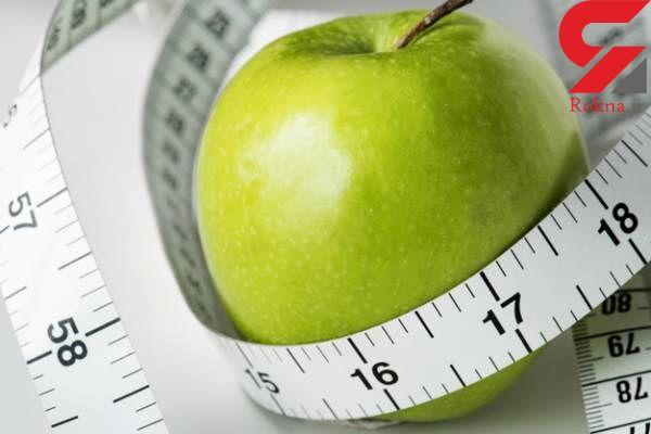 آب کردن چربی های شکم با یک رژیم غذایی ناب+ جزئیات