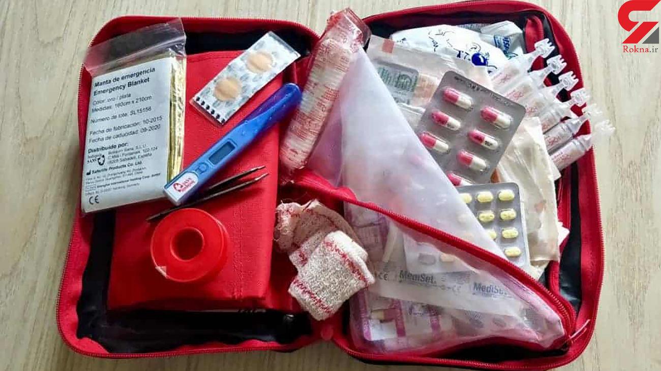 اصول نگهداری داروها در خانه