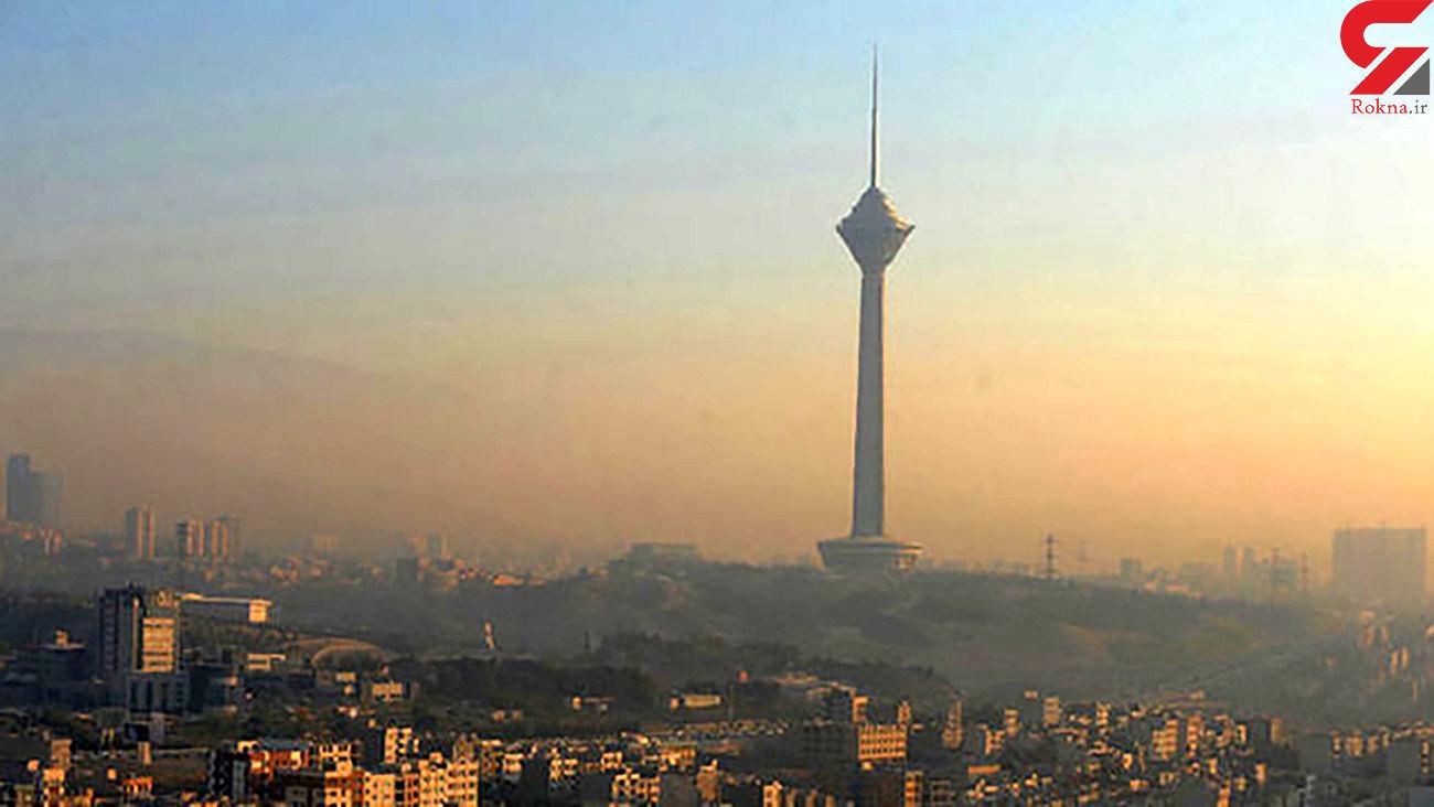 روزی ۳ تن اکسید گوگرد در ریه تهرانیها / سهم ۸۲ درصدی خودروهای سواری