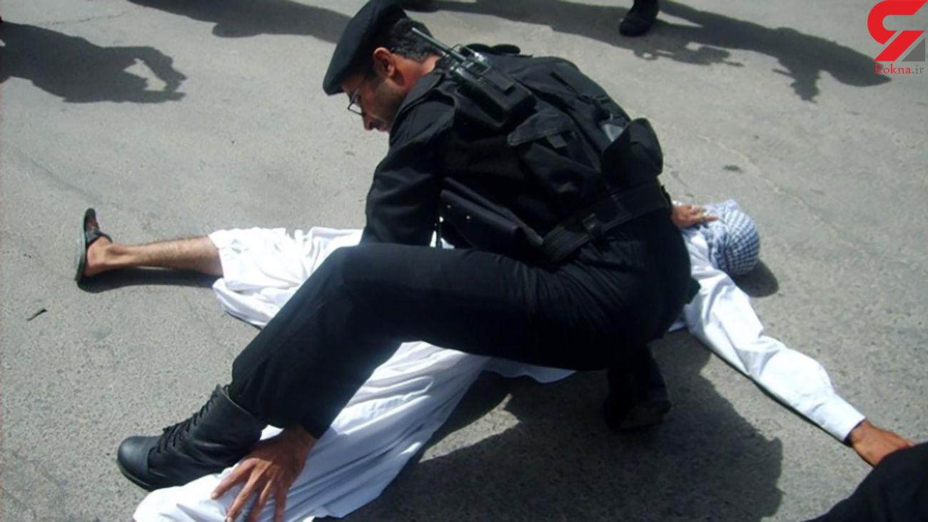 مردی را جلوی چشمان زن برادرش ربودند / عملیات ویژه پلیس خاش
