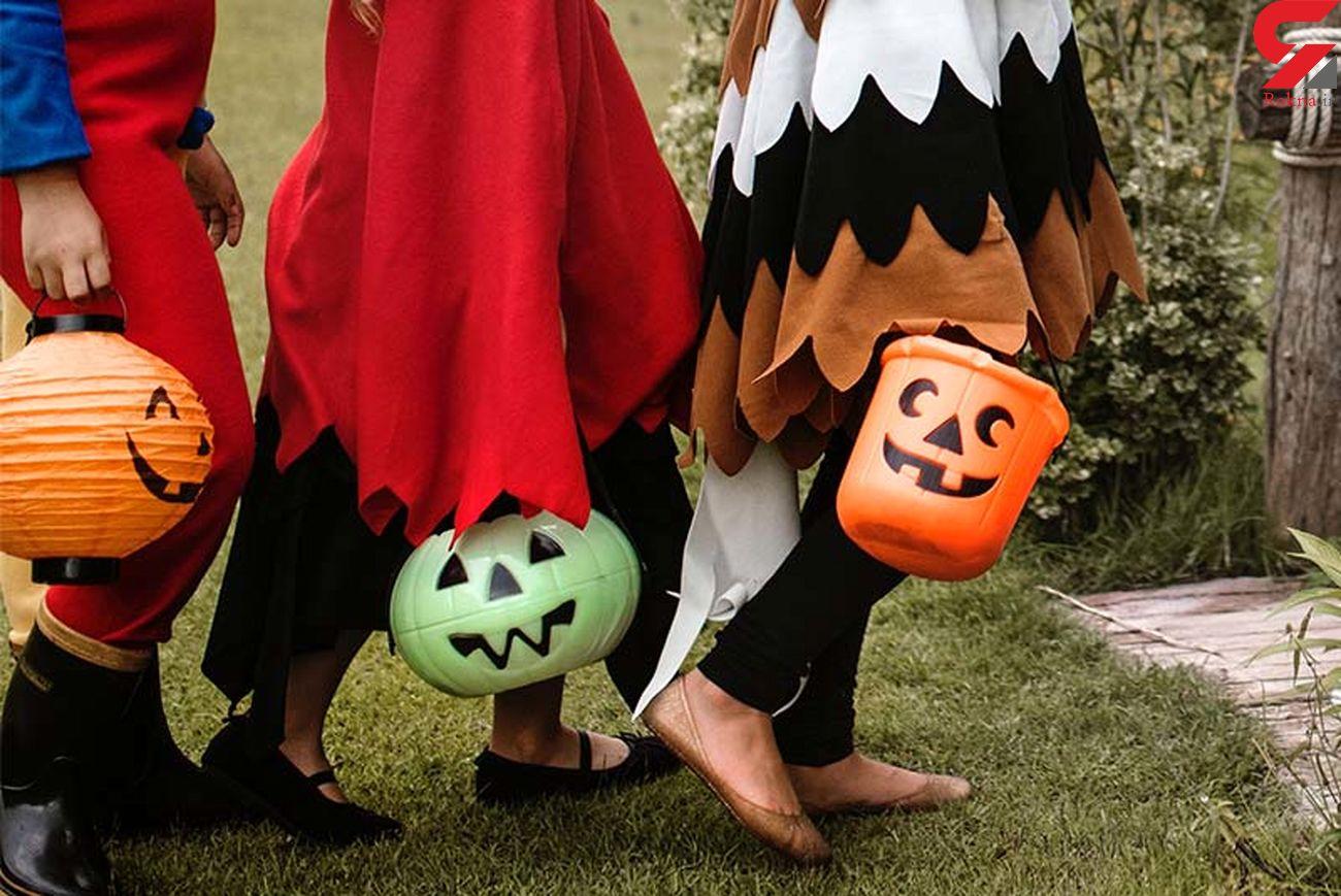 تاریخچه جشن هالووین
