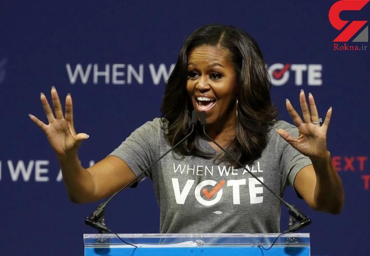 قیمت عجیب بلیتهای سخنرانی خانم اوباما