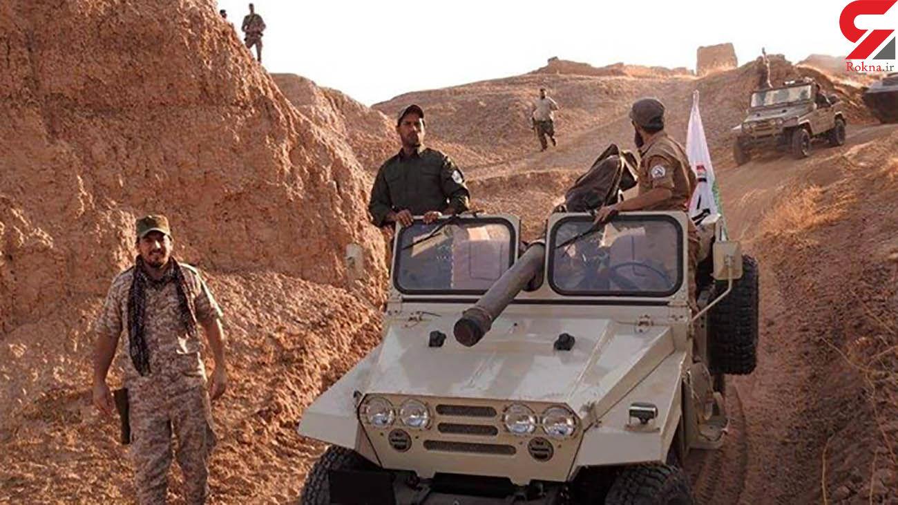شهادت نیروی الحشد الشعبی در عراق