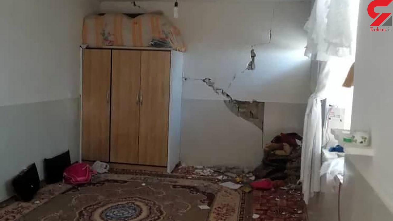 فیلم توضیحات سخنگوی جمعیت هلال احمر درباره زلزله گناوه