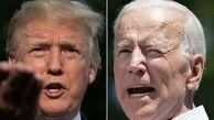 ترامپ با الفاظ رکیک به «جو بایدن» حمله کرد