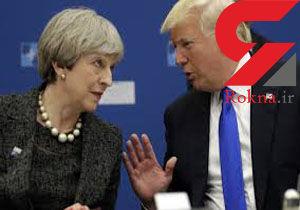 ترامپ با مقامات انگلیس در لندن دیدار نمیکند