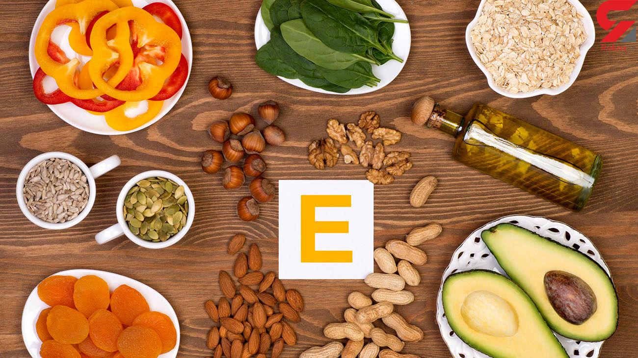 از کجا بفهمیم کمبود ویتامین E داریم؟