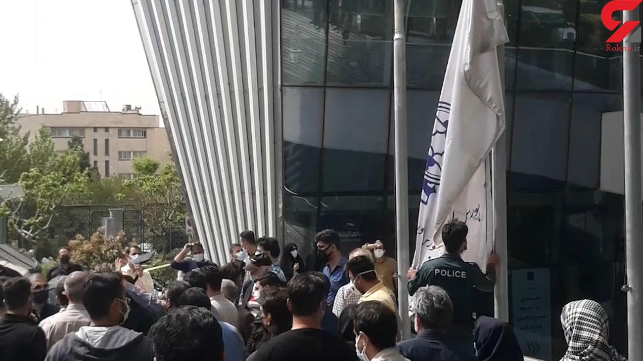 وضعیت بورس کشور نماد حکمرانی دولتی در ایران است + فیلم