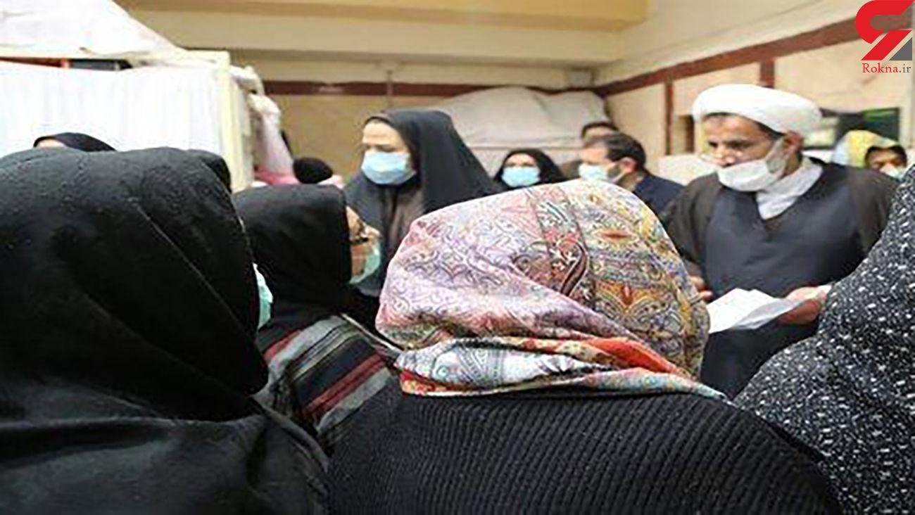 طرح پایش و غربالگری در زندان زنان استان تهران