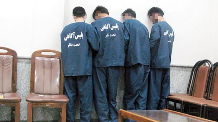 تجاوز 4 مرد تهرانی به خاله جوان در شرکت خصوصی / آن ها به خواهرزاده این زن هم رحم نکردند + عکس