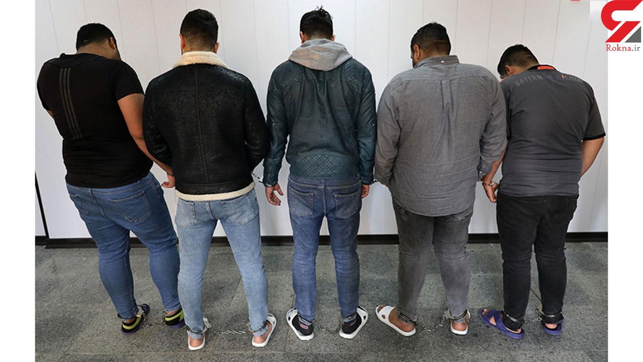 آزار شیطانی سپیده توسط 7 مرد افغان در فرحزاد تهران