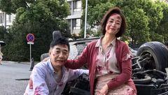 اقدام عجیب زن و شوهر پس از تصادف شدید ! + عکس