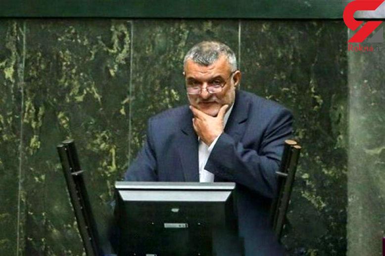 حجتی از مجلس کارت زرد گرفت