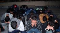 گنده لات ها با قمه به پلیس حمله کردند / در شب وحشت مشهد چه گذشت؟!