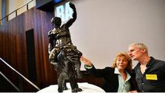 کشف دو مجسمه به جا مانده از میکلآنژ
