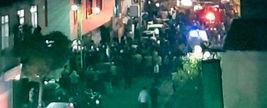 جنگ مسلحانه در خیابان خاتم تهران / محله به رگبار بسته شد / پرتاب نارنجک و تیرخوردن یک کودک