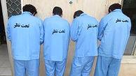 دستگیری سارقان قطعات و محتویات داخل خودرو با 5 فقره سرقت در آستانهاشرفیه