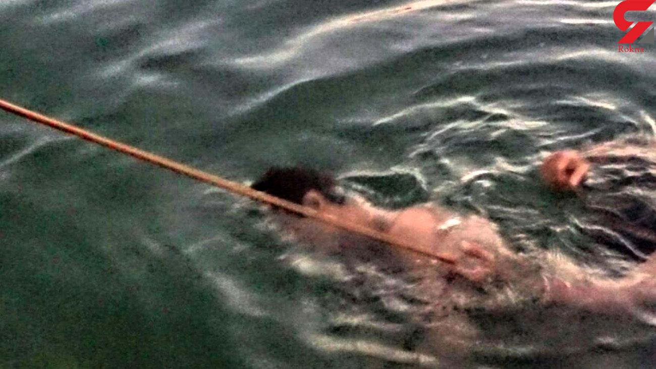 غرق شدن مرد 35 ساله در استخر کشاورزی