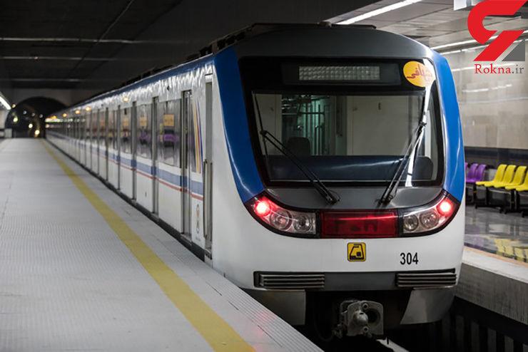 قطع مکرر برق و اخلال در خط ۲ مترو