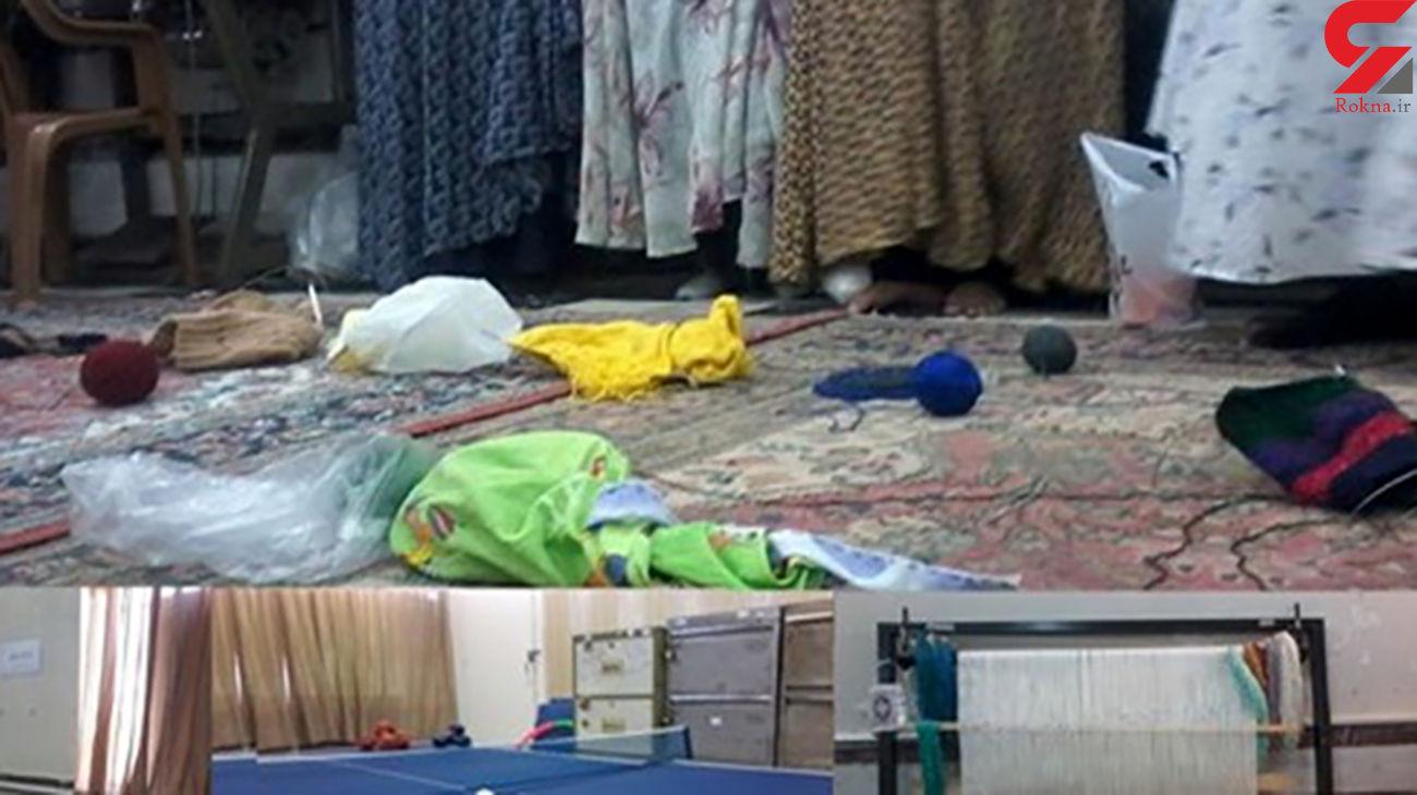 فرانک 62 سال در زندان تهران می ماند / عروس خانواده فوتبالیست سرشناس بودم + گفتگو در زندان