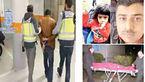 مرد بی رحم سر دختر 2 ساله اش را برید و برای همسرش فرستاد! + عکس