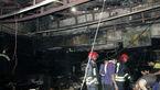 شناسایی هویت ۱۱ نفر از جانباختگان آتش سوزی قهوه خانه در اهواز