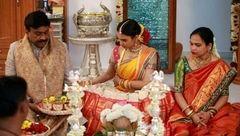 عروسی این زوج هندی بعد از ترامپ سوژه رسانه ها شد+عکس
