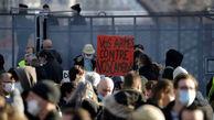 لایحه دولت فرانسه به پارلمان در باره ممنوعیت عکاسی از پلیس/ یک سال زندان و 45 هزار یورو جریمه