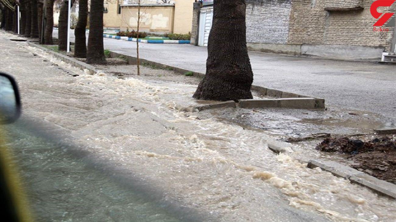احتمال وقوع سیل در ۲۱ استان / ساحل خزر بارانی می شود + جزئیات