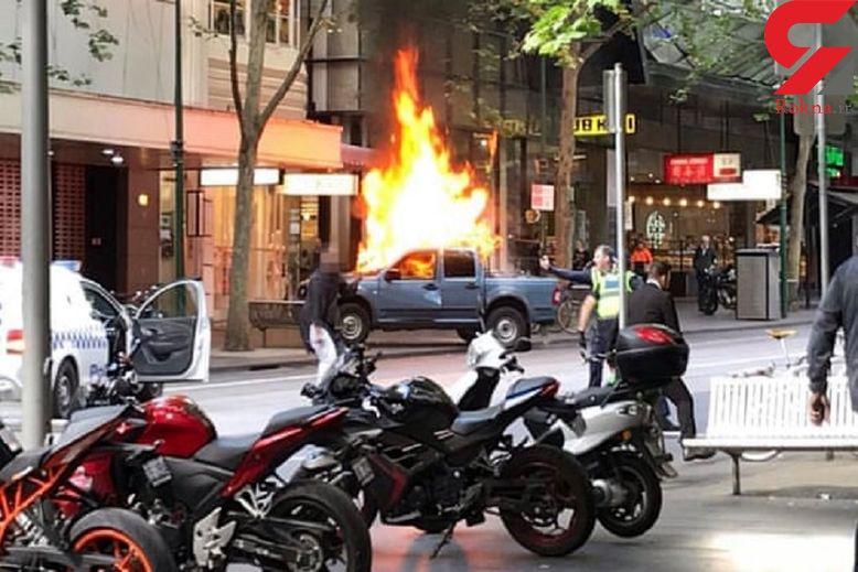 پلیس استرالیا: حمله ملبورن تروریستی بود