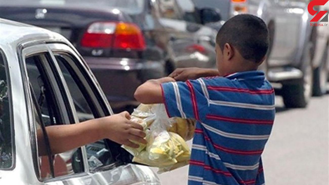 بازداشت 2 کودک کار که موبایل می دزدیدند / در فاطمی تهران فاش شد
