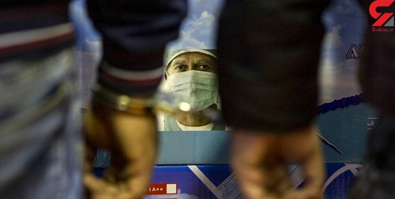 پلمب 55 مرکز پخش کالاهای بهداشتی و دستگیری 13 محتکر