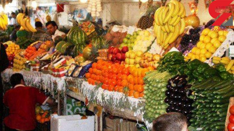 آخرین تحولات بازار میوه و صیفی/نرخ هر کیلو نارنگی بندری ۱۶ هزار تومان