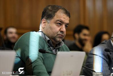 مجید فراهانی / / عضو شورای شهر تهران