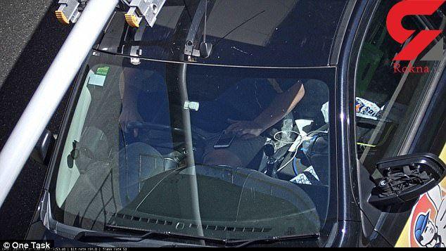جریمه سنگین برای رانندگان گوشی به دست