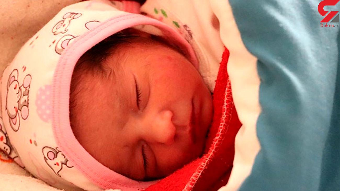 فروش نوزاد 2 ماهه در نطنز / جزئیات بازداشت خانواده پلید
