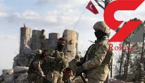 کشته شدن دو نظامی ترکیه به دنبال حمله موشکی پ.ک.ک