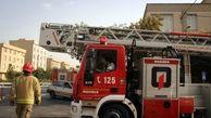 برگزاری رژه خودروهای آتشنشانی در شهرکرد