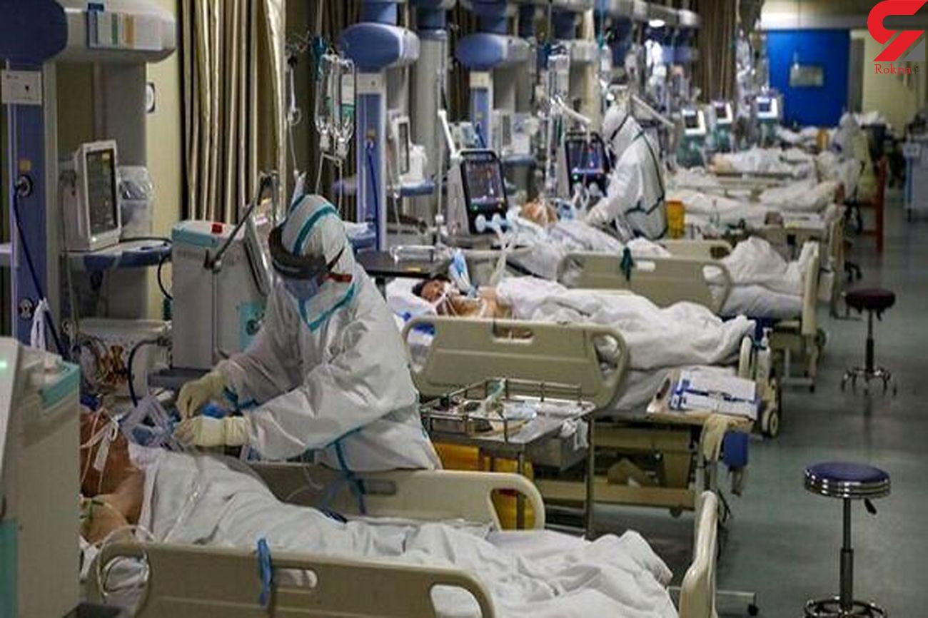 فوت ۱۳ لرستانی به علت ابتلا به کرونا / ۱۱۱۰ نفر بستری هستند