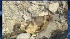 کشف جسد  متلاشی شده یک حاجی در بیابان های عربستان / این جسد چند ماه بعد از مراسم حج پیدا شد+عکس