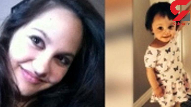 قتل وحشیانه زن 25 ساله و دختر 22 ماهه اش در جنگل کلگری + عکس مادر و دختر