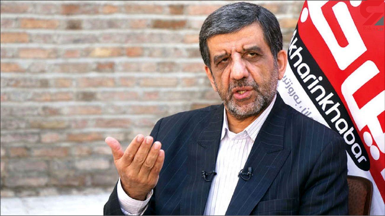 ضرغامی: آمده ام در انتخابات 1400 زیر میز بزنم! / احمدی نژاد بیشتر از روحانی کار می کرد