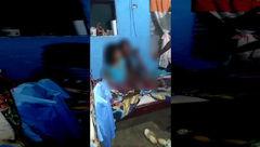 زن جوان و دخترش به پلیس فاسد پناه بردند! +فیلم