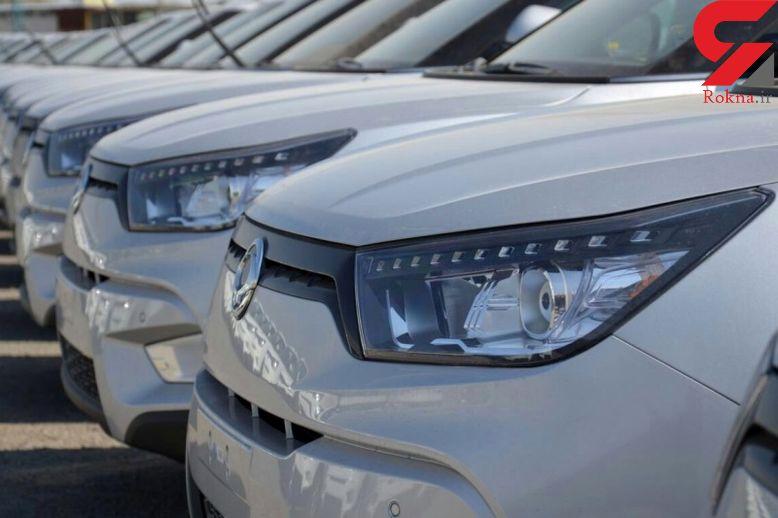 خودروهای 200 تا 300 میلیونی در بازار امروز +عکس