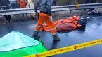 انفجار مشکوک پژو 405 در اصفهان 2 کشته داشت +تصاویر