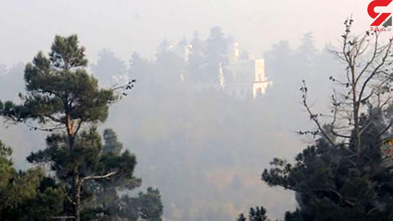 شباهت علائم ناشی از آلودگی هوا و کرونا