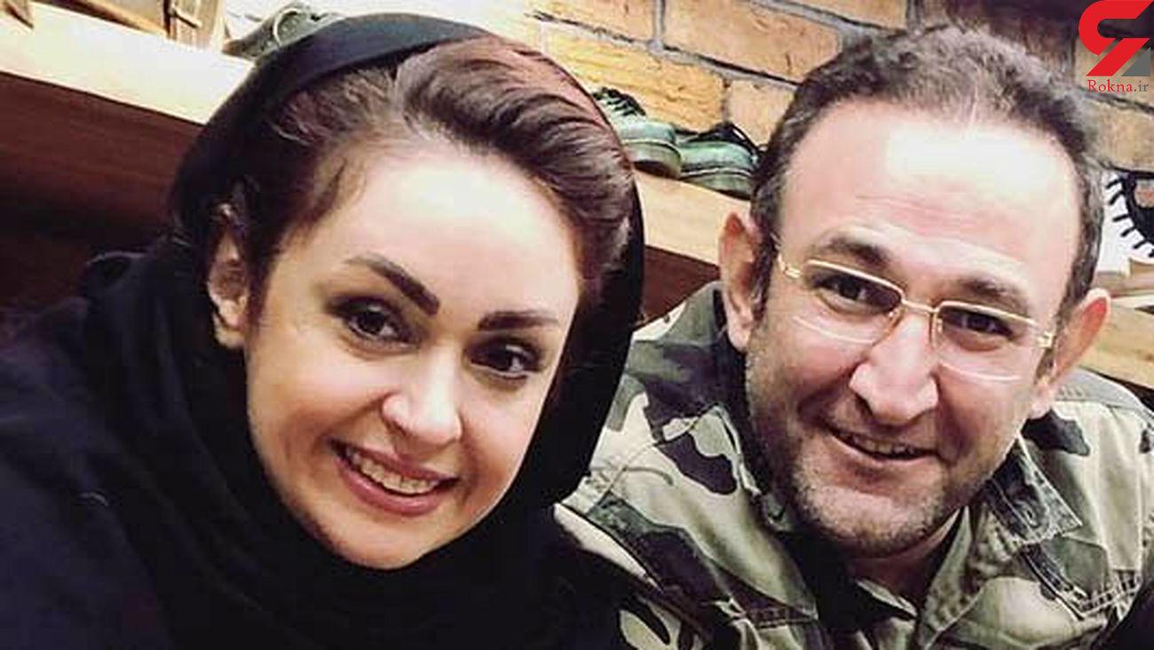 اولین زوج بازیگری که داوطلبانه واکسن ایرانی زدند